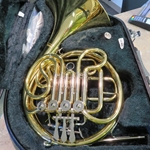 Used Yamaha Double French Horn