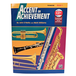 Accent on Achievement Book 1 - Trombone
