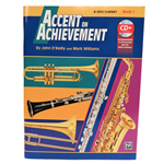 Accent on Achievement Book 1- Bass Clarinet