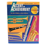 Accent on Achievement Book 1 - Bari Saxophone