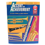 Accent on Achievement Book 1 - Alto Saxophone