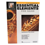 Essential Elements for Band Book 1 - Eb Alto Sax