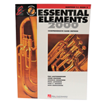 Essential Elements for Band Book 2 - Baritone TC