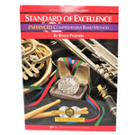 Standard of Excellence Enhanced Book 1 - Bari Sax