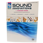 Sound Inovations for Concert Band Book 1 - Bb Tenor Sax