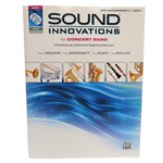 Sound Inovations for Concert Band Book 1 - Baritone TC