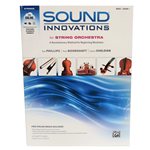 Sound Inovations for Orchestra Book 1 - Bass