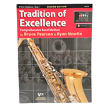 Tradition of Excellence Book 1 - Bb Tenor Sax