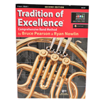 Tradition of Excellence Book 1 - F Horn