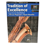 Tradition of Excellence Book 2 - Bari Sax