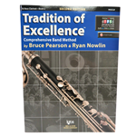 Tradition of Excellence Book 2 - Bb Bass Clarinet