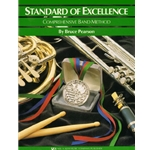Standard of Excellence Book 3 - Drums & Mallet Percussion