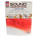 Sound Inovations for Concert Band Book 2 - Baritone TC