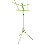 Primo Folding Music Stand - Lime Green