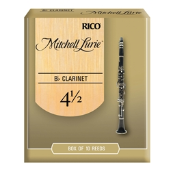 Mitchell Lurie Clarinet Reeds 4.5 - Box of 10