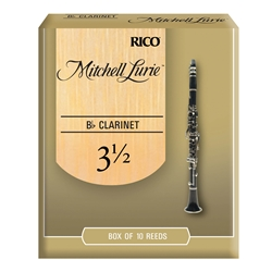 Mitchell Lurie Clarinet Reeds 3.5 - Box of 10