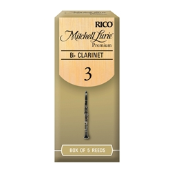Mitchell Lurie Clarinet Reeds - Premium 3.0 - Box of 5