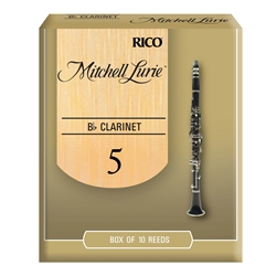 Mitchell Lurie Clarinet Reeds 5.0 - Box of 10