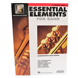 Essential Elements for Band Book 2 - Bb Trumpet