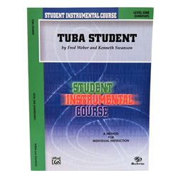 Student Instrumental Course Book 1 - Tuba