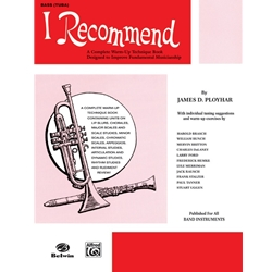 I Recommend -  Bass (Tuba)