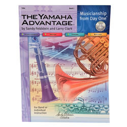 Yamaha Advantage Book 1 - Tuba