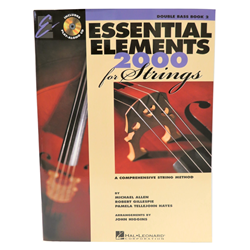 Essential Elements for Strings Book 2 - Bass
