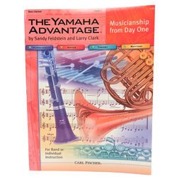 Yamaha Advantage Book 2 - Bass Clarinet