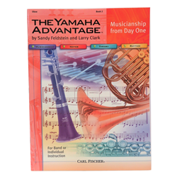 Yamaha Advantage Book 2 - Oboe
