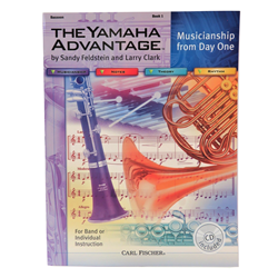 Yamaha Advantage Book 1 - Bassoon