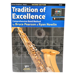 Tradition of Excellence Book 2 - Tenor Sax