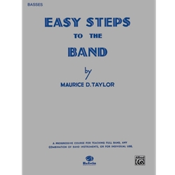 Easy Steps to the Band - Bass (Tuba)
